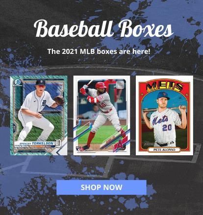 baseball boxes